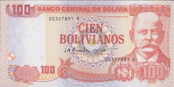 Курс боливара к доллару