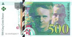 Валюта Франции