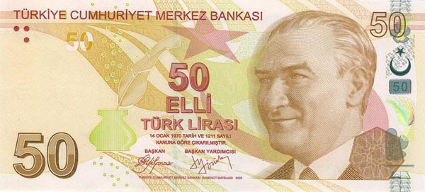 Курс турецкой лиры к евро